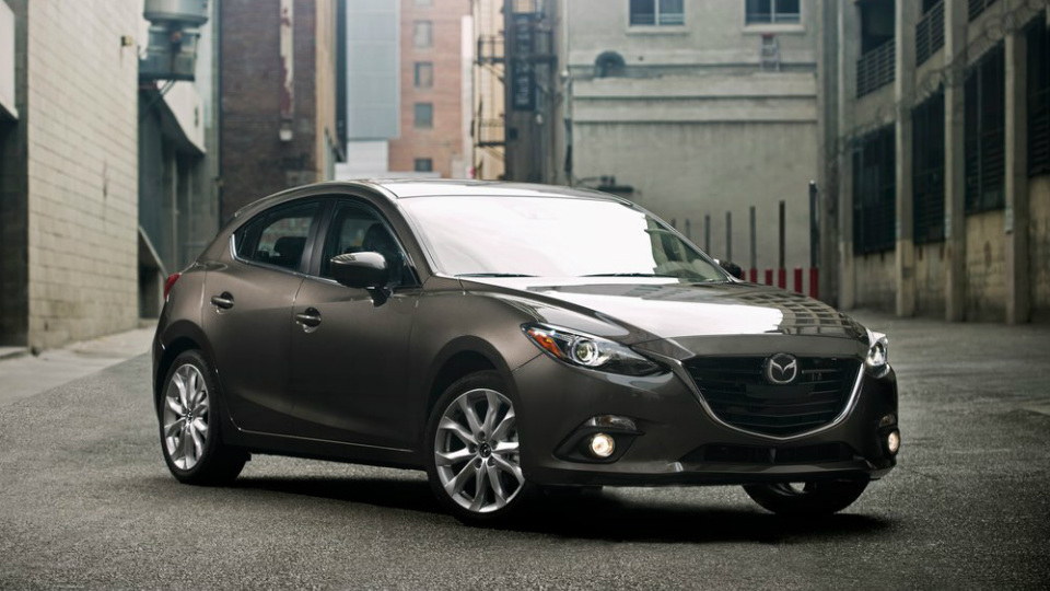 Mazda3 получила новый дизель