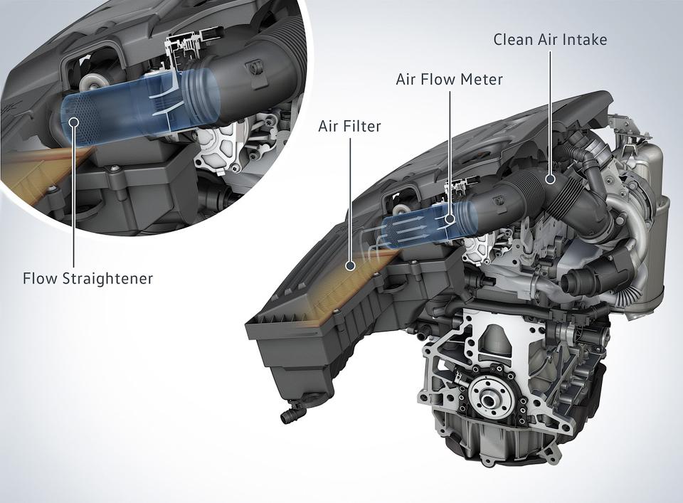 Компания поставит в моторы «выпрямитель воздуха». Фото 1