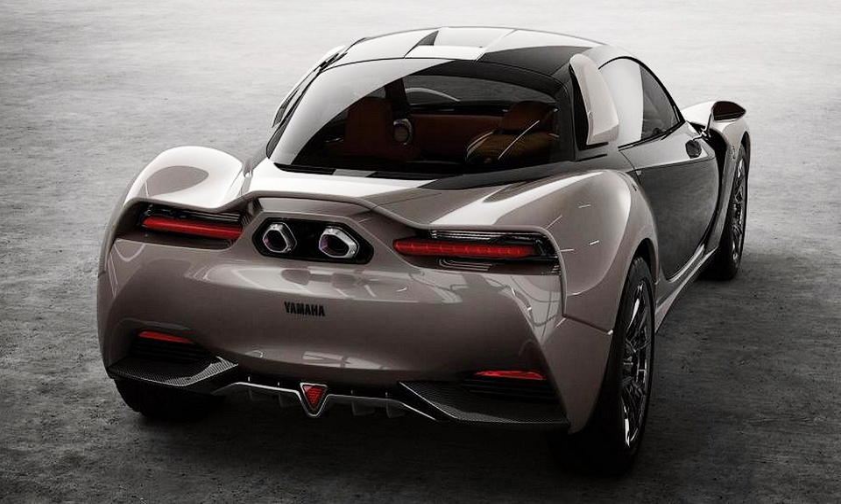 Двухдверную модель сделают в стилистике концепта Sports Ride