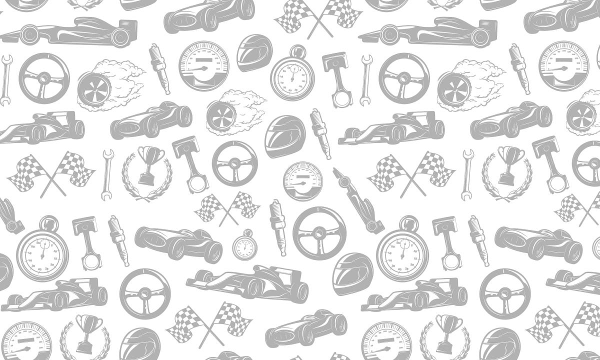 Внедорожник поездил в управляемом заносе по шведскому озеру