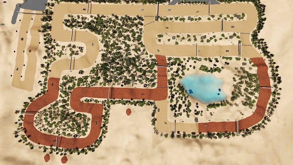 Zarooq Sand Racer сможет набирать 200 километров в час