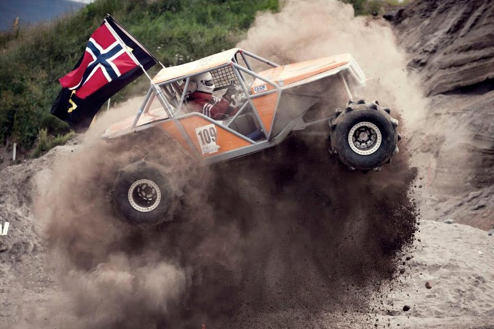 Самые странные виды автомобильных гонок. Фото 4