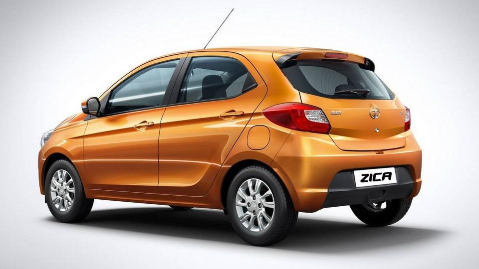 Индийцы представили замену модели Indica