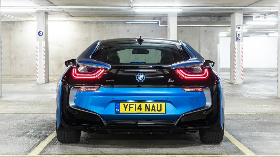 BMW выберет следующую экомодель из двух вариантов