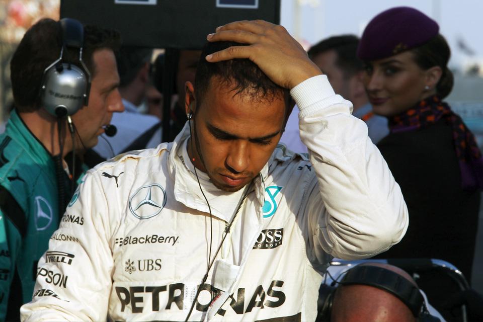 Второй пилот Mercedes одержал третью победу подряд. Фото 4