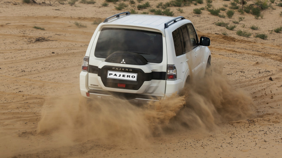 Глава Mitsubishi подтвердил отказ от нового Pajero