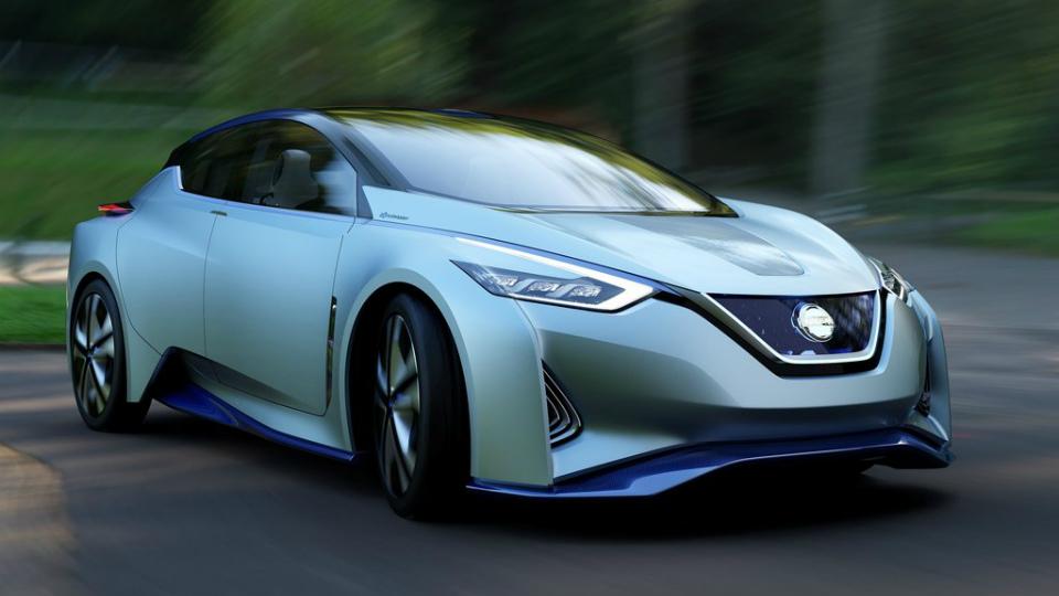 Nissan выпустит конкурента Chevrolet Volt