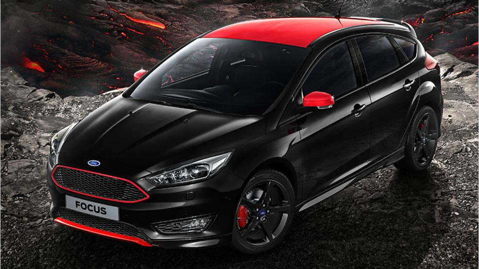 Ford представил «оспортивленный» Focus