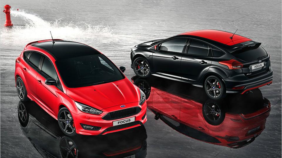 На тюнинг-шоу в Эссене дебютировал хэтчбек Ford Focus Sport