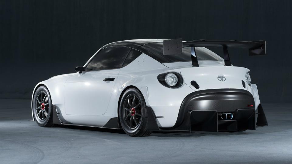 Японцы представили новую модификацию концепт-кара S-FR