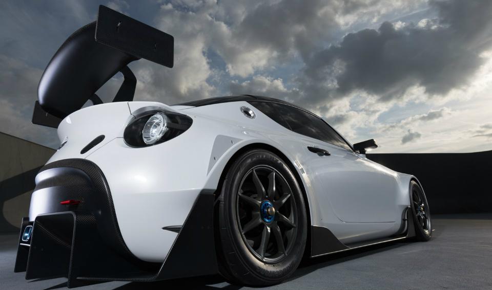 Японцы представили новую модификацию концепт-кара S-FR . Фото 2