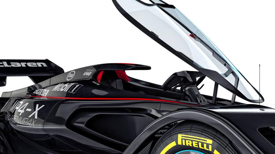 Машину Формулы-1 будущего «научили» превращать воздух в плазму. Фото 3