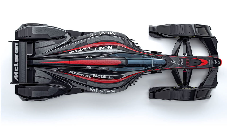 Машину Формулы-1 будущего «научили» превращать воздух в плазму. Фото 1