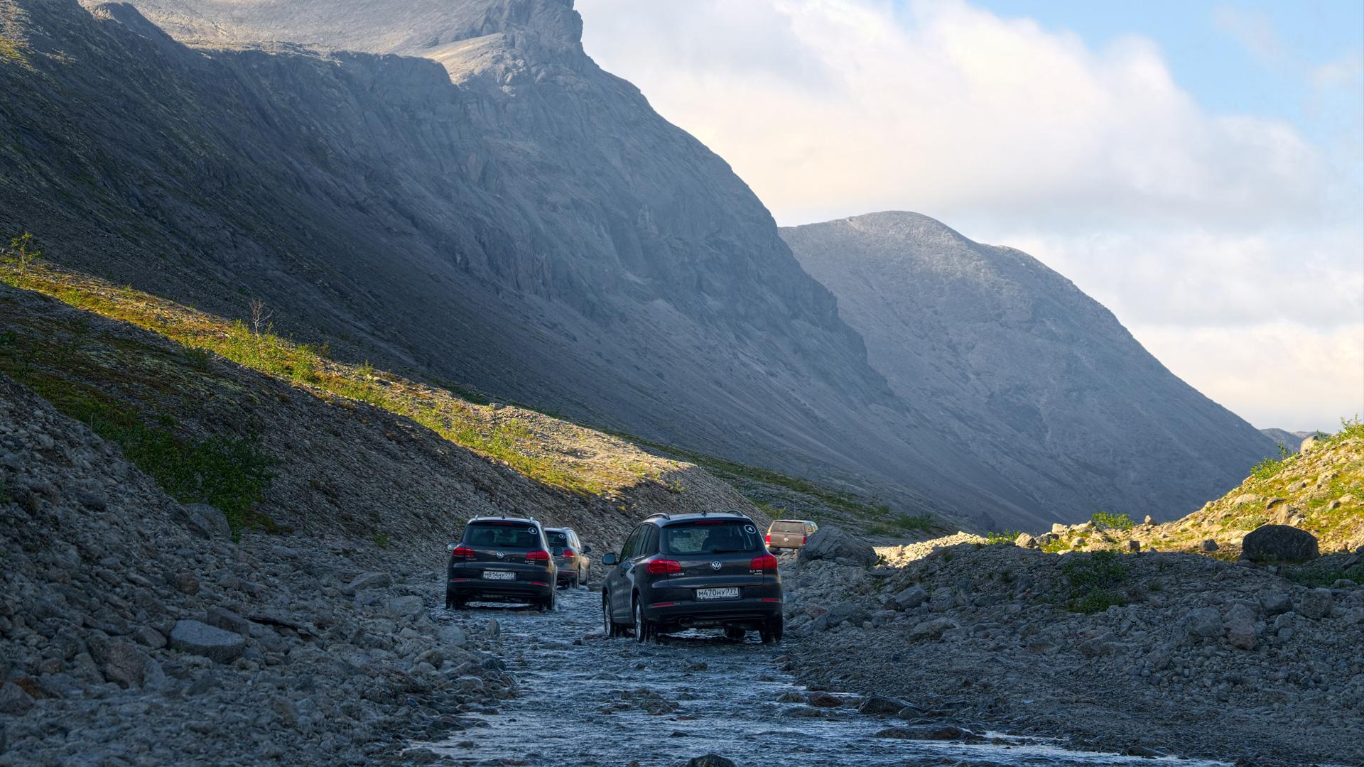 VW Tiguan на Кольском полуострове: Териберка из «Левиафана» и гриб-майор из ФСБ. Фото 18