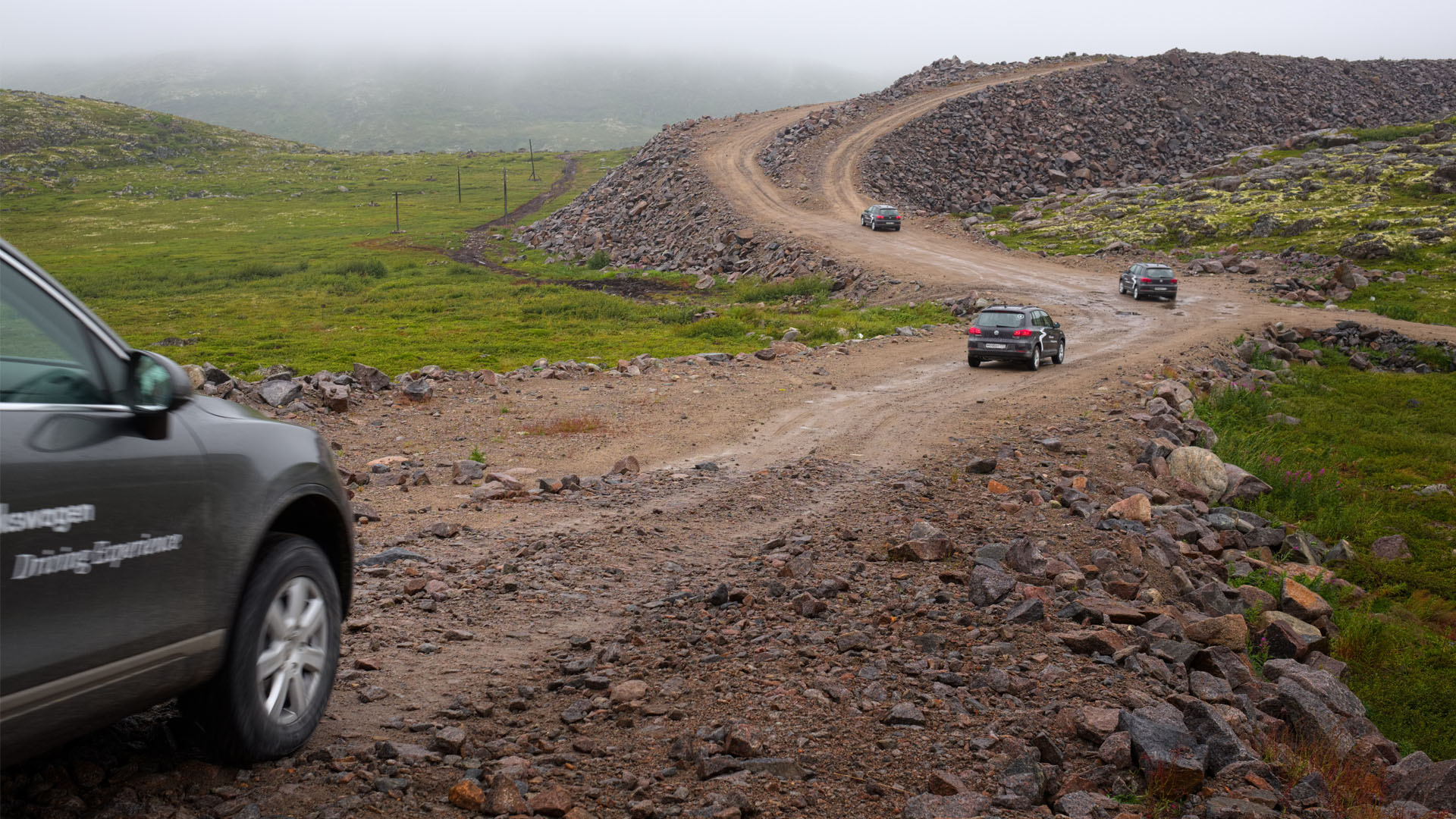 VW Tiguan на Кольском полуострове: Териберка из «Левиафана» и гриб-майор из ФСБ. Фото 11