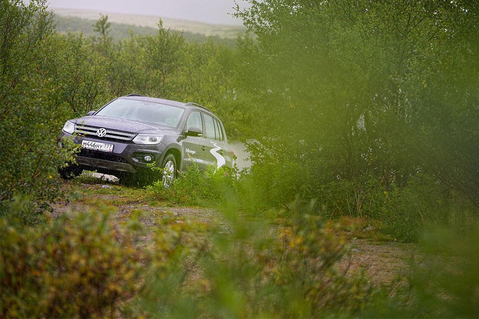 VW Tiguan на Кольском полуострове: Териберка из «Левиафана» и гриб-майор из ФСБ. Фото 9
