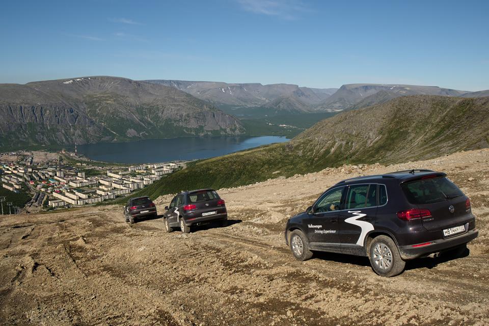 VW Tiguan на Кольском полуострове: Териберка из «Левиафана» и гриб-майор из ФСБ. Фото 15