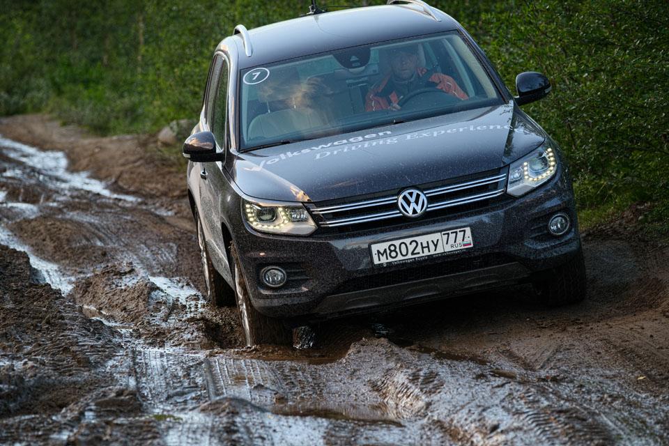 VW Tiguan на Кольском полуострове: Териберка из «Левиафана» и гриб-майор из ФСБ. Фото 17