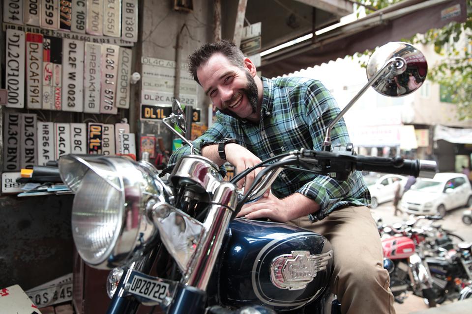 Одержимый моторами Джимми де Вилль о том, чем чревата его одержимость. Фото 7