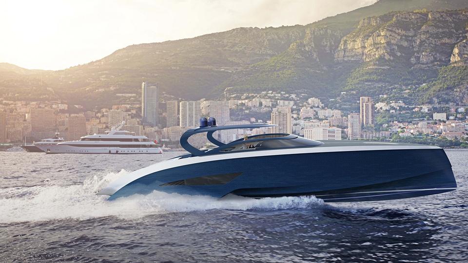 Bugatti поможет построить лодку за два миллиона евро