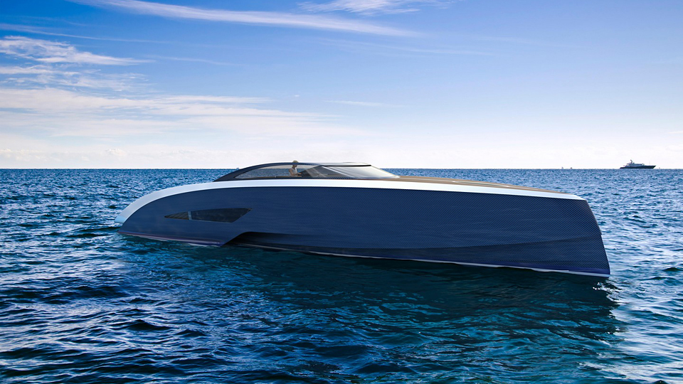 Лодку назовут в честь дочери Этторе Бугатти. Фото 1