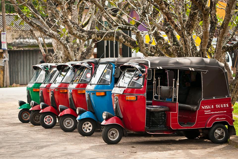 Легендарные такси крупнейших городов мира. Фото 15