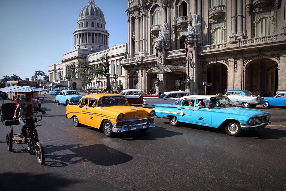 Легендарные такси крупнейших городов мира. Фото 11