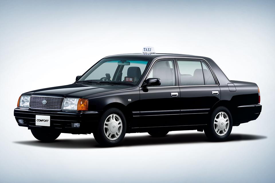 Легендарные такси крупнейших городов мира. Фото 8