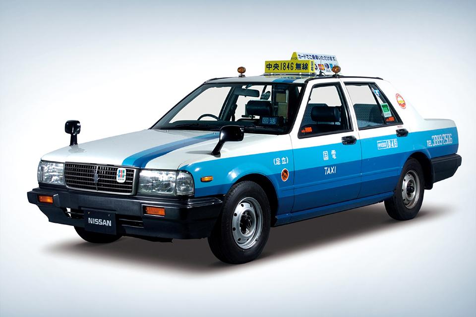Легендарные такси крупнейших городов мира. Фото 9