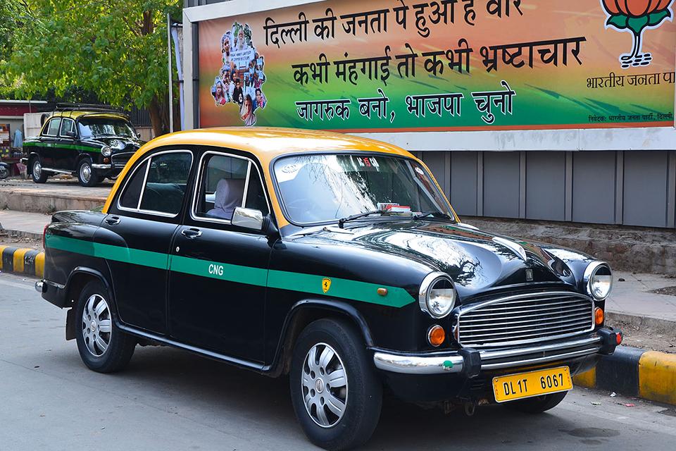 Легендарные такси крупнейших городов мира. Фото 19