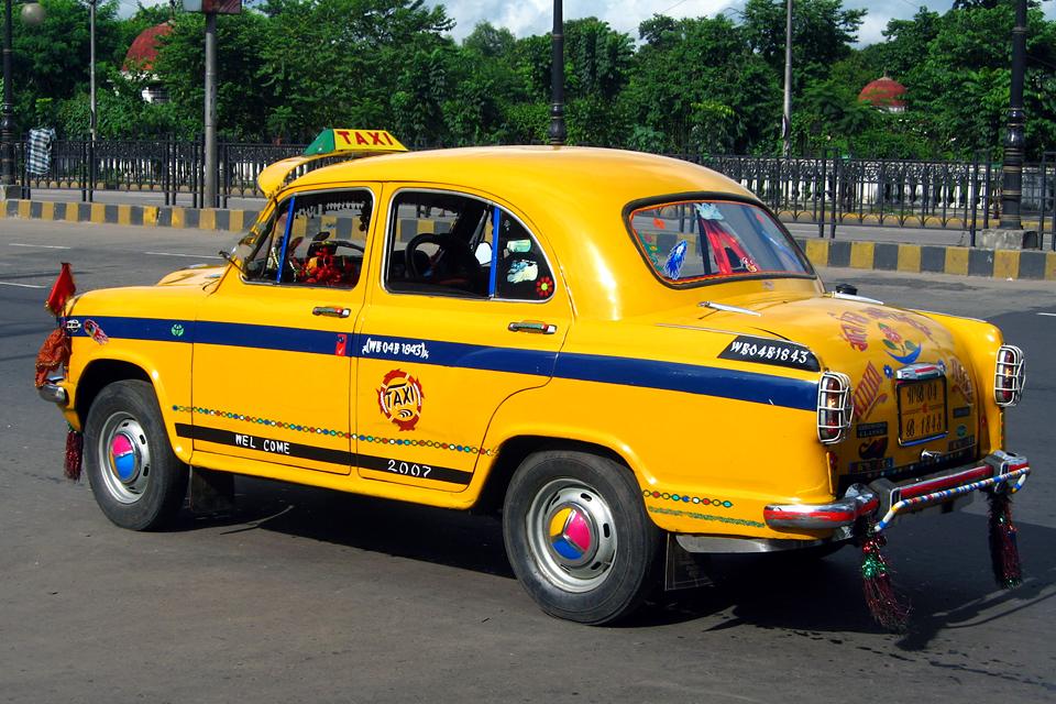 Легендарные такси крупнейших городов мира. Фото 18