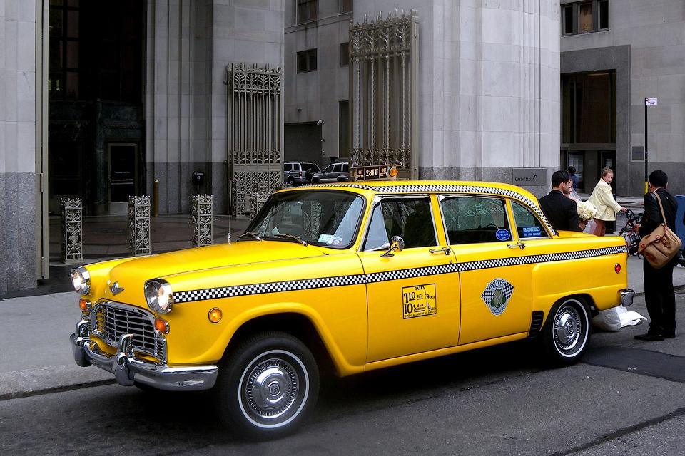 Легендарные такси крупнейших городов мира. Фото 6