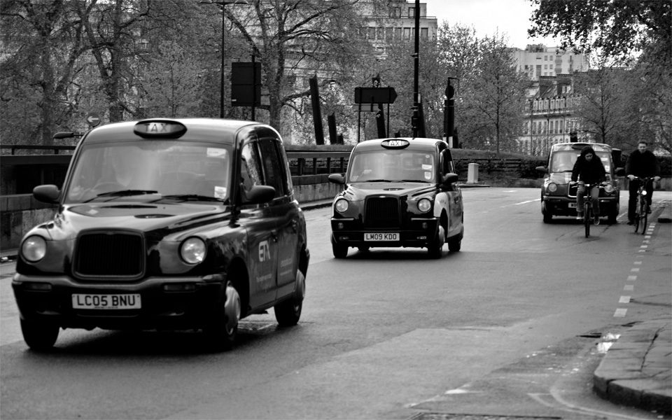 Легендарные такси крупнейших городов мира. Фото 1