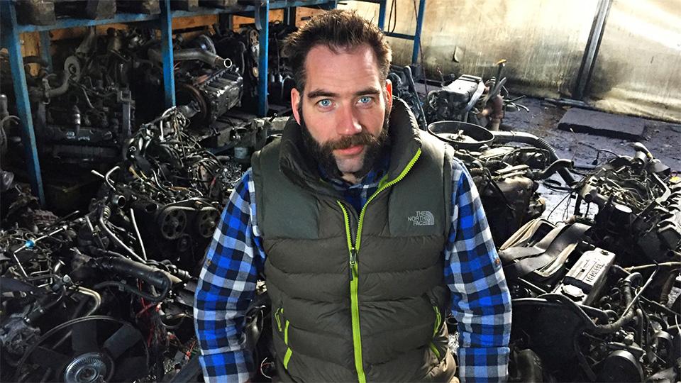Одержимый моторами Джимми де Вилль о том, чем чревата его одержимость. Фото 6