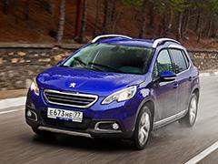 СМИ узнали подробности о рестайлинговой версии Peugeot 2008