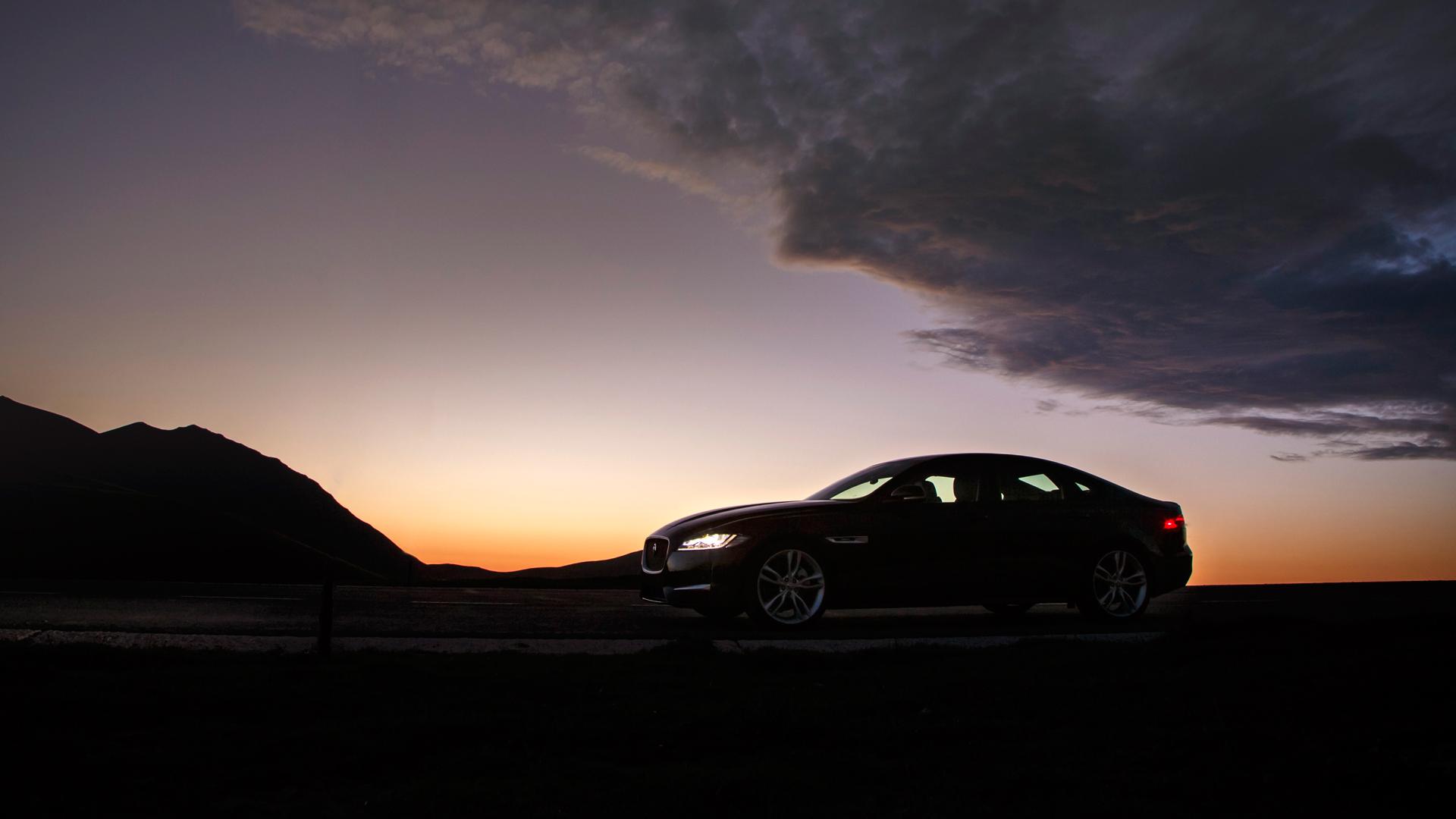 Тест нового Jaguar XF. Если сможете отличить его от старого. Фото 8