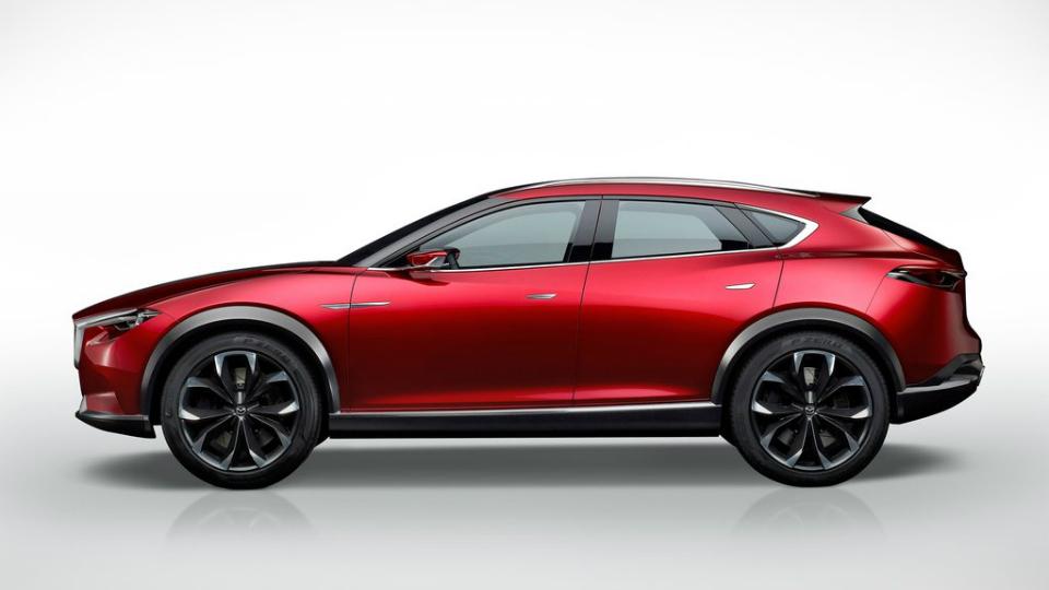 Mazda выпустит конкурента Subaru Outback