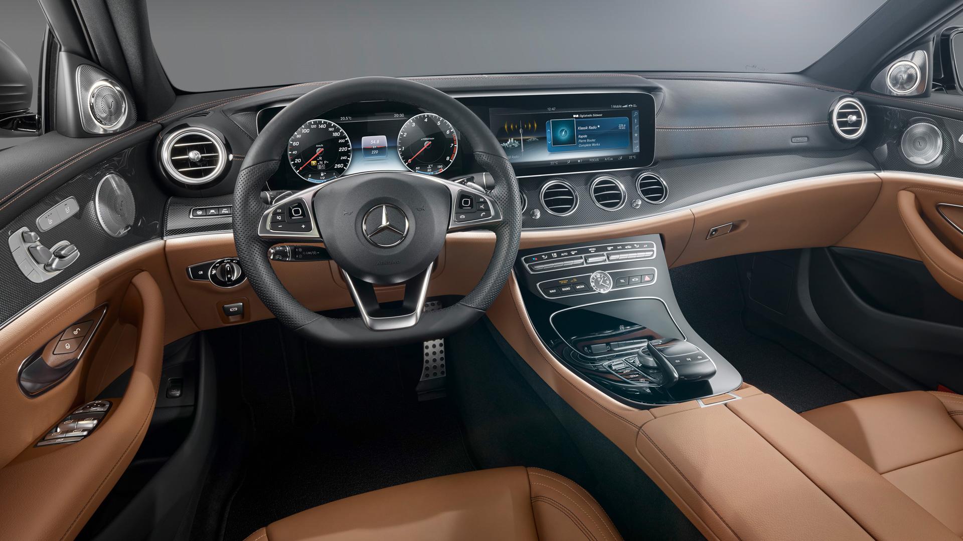Почему новая «ешка» заставит понервничать даже Mercedes S-класса. Фото 1