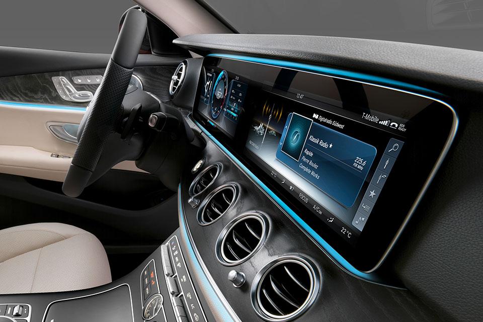 Почему новая «ешка» заставит понервничать даже Mercedes S-класса