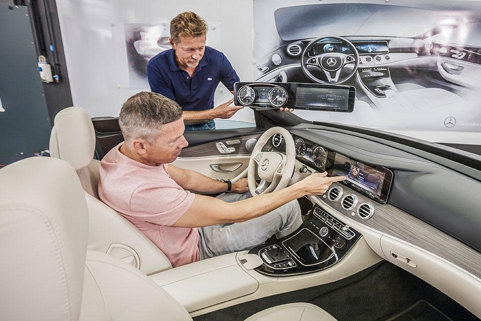 Почему новая «ешка» заставит понервничать даже Mercedes S-класса. Фото 7