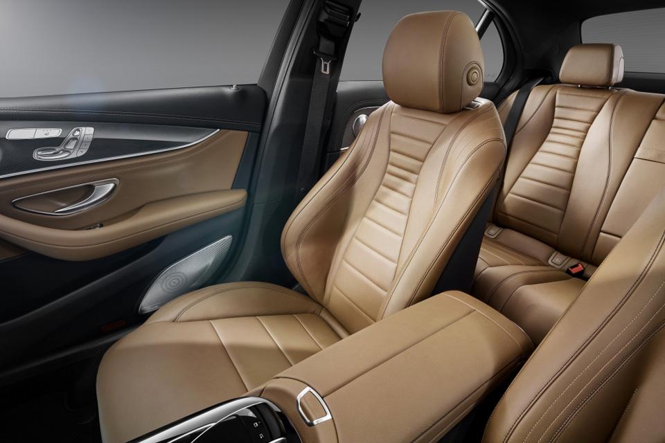 Почему новая «ешка» заставит понервничать даже Mercedes S-класса. Фото 6