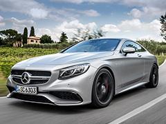 Большая двухдверка Mercedes-Benz получила двигатель V6