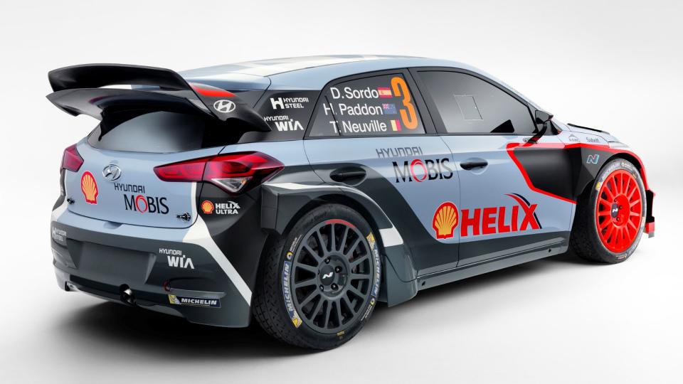 Hyundai i20 WRC сделали быстрее предшественника