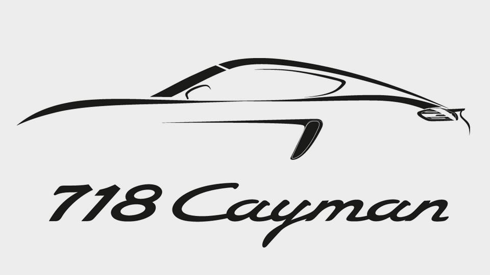 Porsche Boxster и Cayman назовут в честь гоночной машины 1950-х