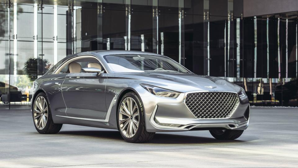 В Hyundai подтвердили выпуск роскошных вседорожников и купе
