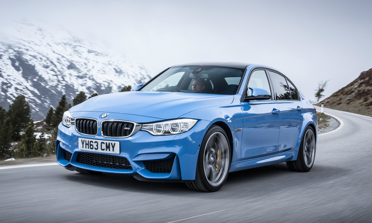Англичанин случайно купил сломанную BMW M3 из Top Gear