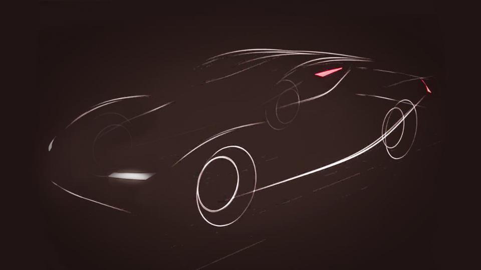 Китайцы из BAIC построят конкурента Tesla Model S