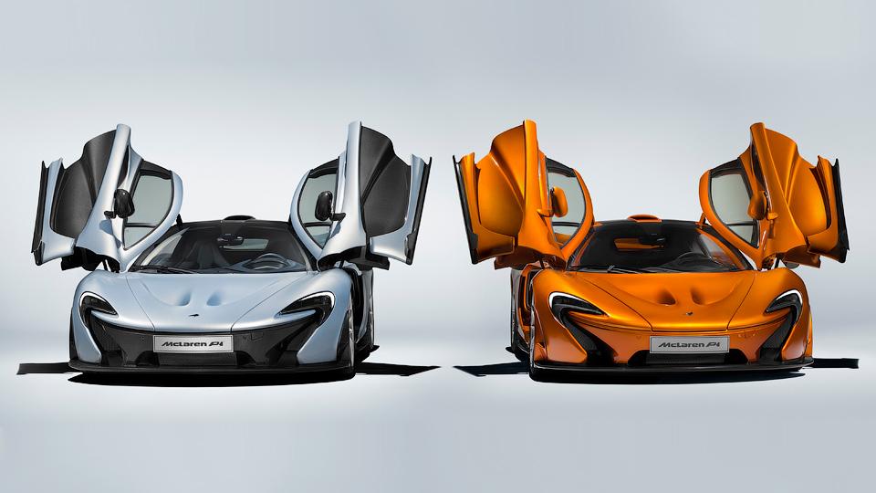 McLaren завершил выпуск супергибрида P1