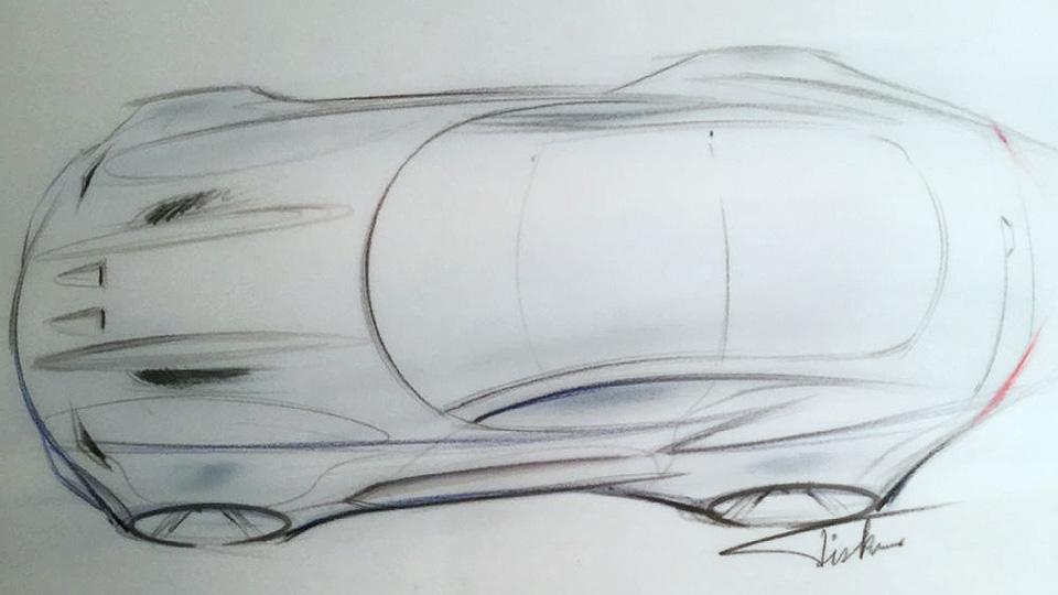 Создатель BMW Z8 и Aston Martin DB9 сделал новый суперкар