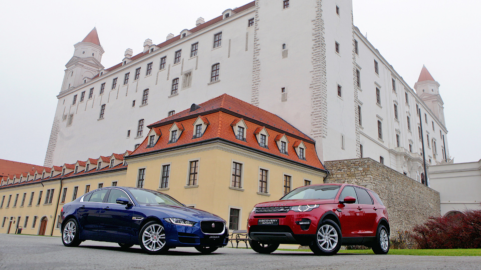 Land Rover построит завод в Словакии за 1,5 миллиарда долларов